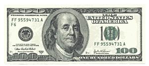 One Hundred Dollars to the Winner
