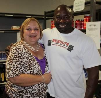 Good Act – Rodney Burton pays for teacher's school supplies